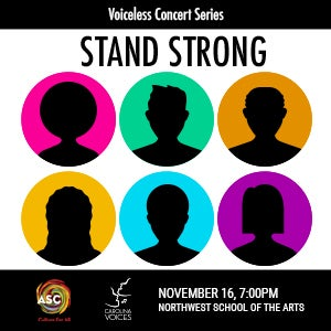Carolina Voices Festival Singers: Stand Strong