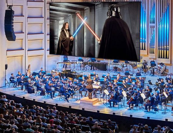 More Info for Star Wars: A New Hope - In Concert