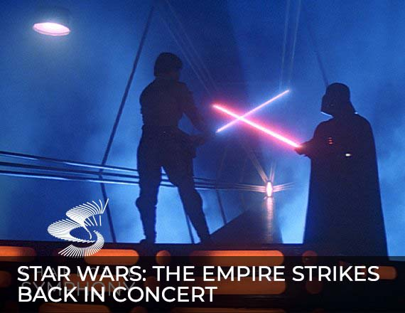 More Info for Charlotte Symphony Orchestra presents Star Wars: The Empire Strikes Back in Concert