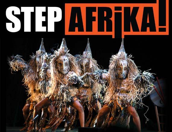 More Info for Step Afrika Drumfolk