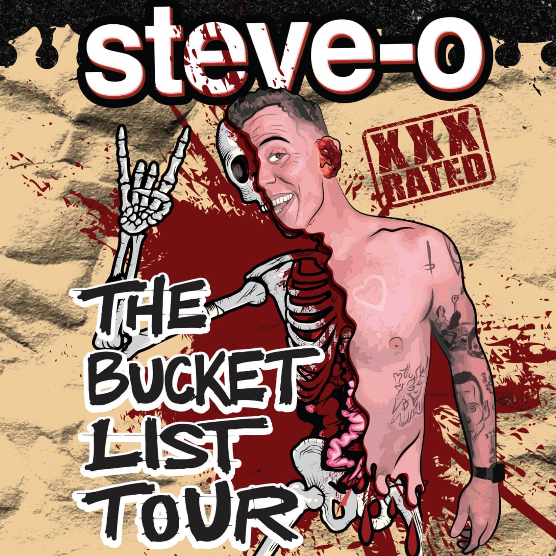 Steve-O's Bucket List Tour