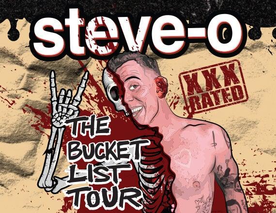 More Info for Steve-O's Bucket List Tour