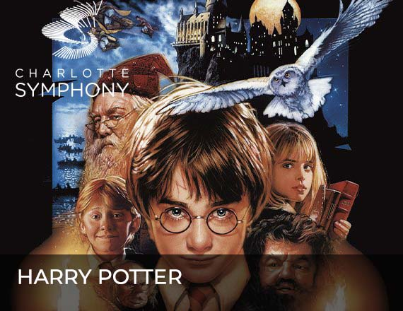 More Info for Charlotte Symphony Orchestra presents Harry Potter
