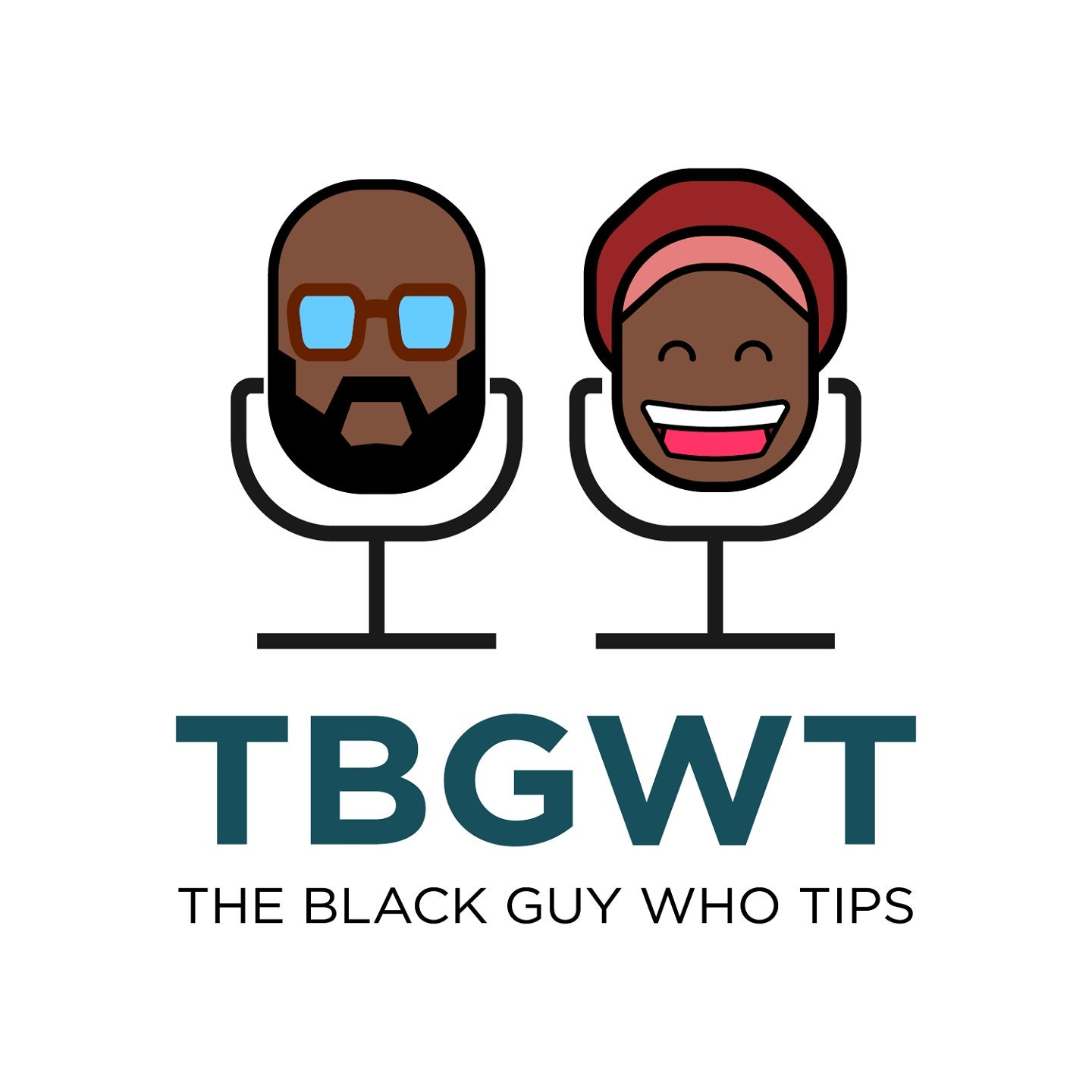The Black Guy Who Tips Podcast Live
