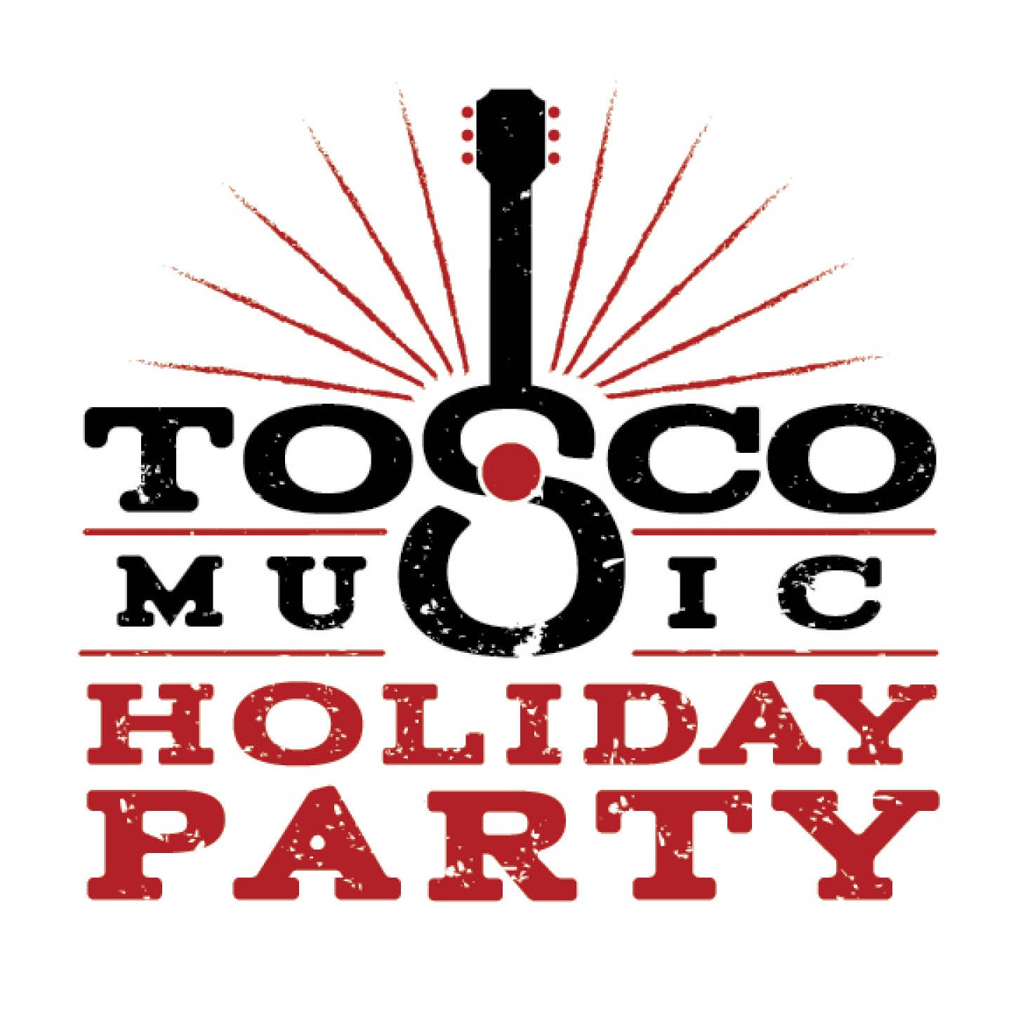 Tosco Music Holiday Party