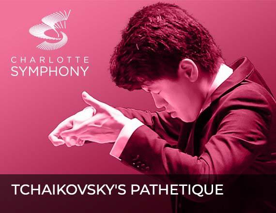 More Info for Charlotte Symphony Orchestra presents Tchaikovsky's Pathetique