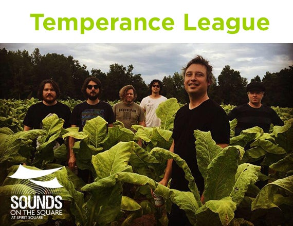 More Info for Sounds on the Square featuring Temperance League