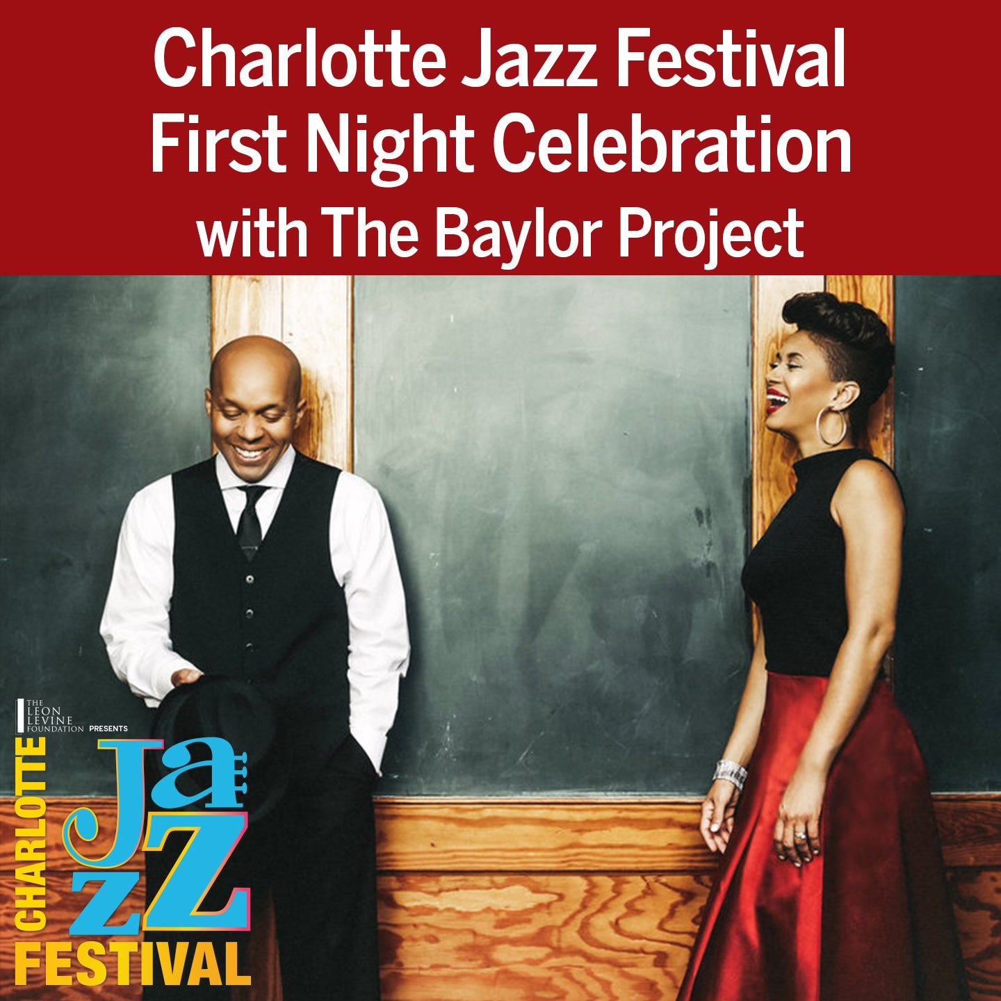 Charlotte Jazz Festival First Night Celebration with The Baylor Project