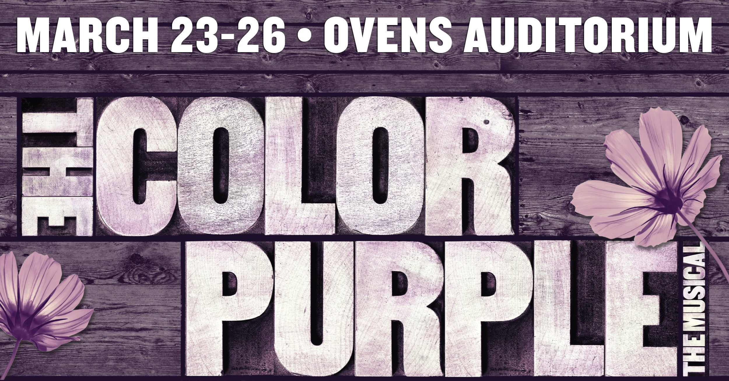 More Info for Why It's Time to Revisit (or Discover) THE COLOR PURPLE:  Three Charlotteans Weigh-In