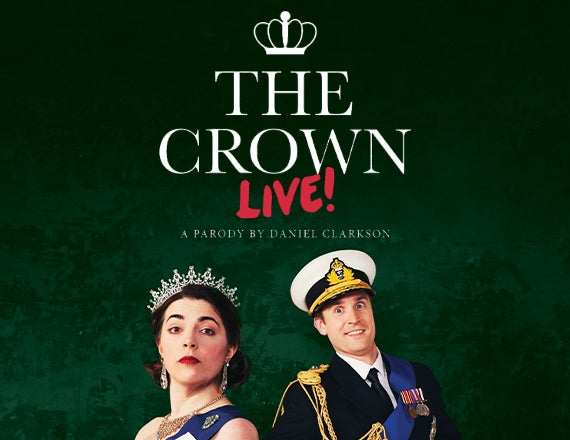 More Info for The Crown - Live!
