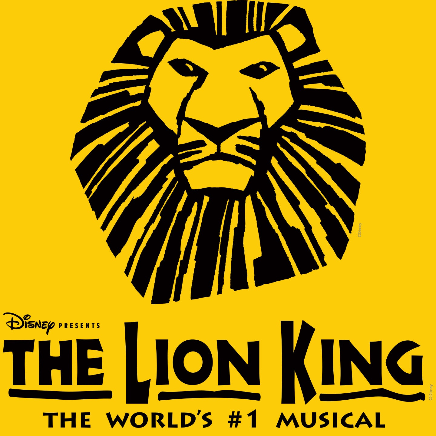 Image result for the lion king musical poster