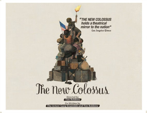 More Info for The New Colossus