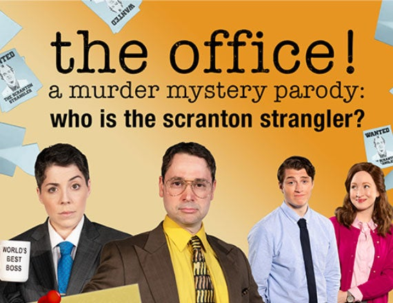More Info for The Office! A Murder Mystery Parody: Who is the Scranton Strangler?