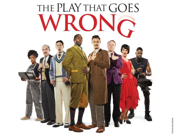 More Info for The Play That Goes Wrong