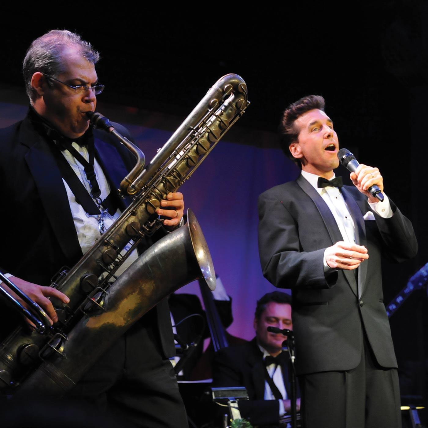The Gershwin Big Band: American Rhapsody