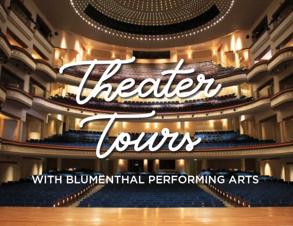 More Info for Theater Tours