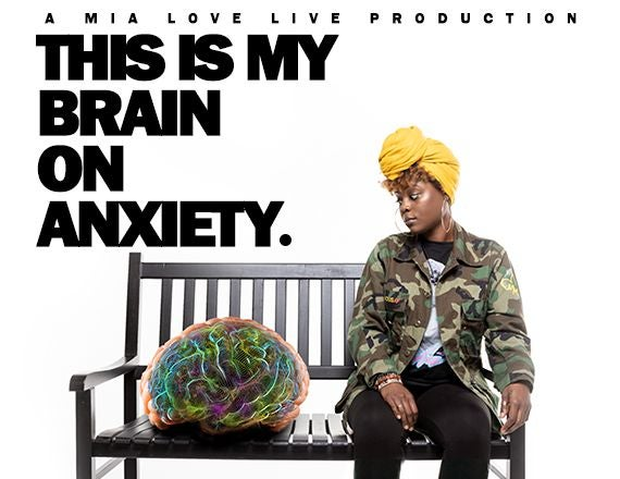 More Info for This is My Brain on Anxiety: The Detailed Experience of an Anxious, BLACK Woman
