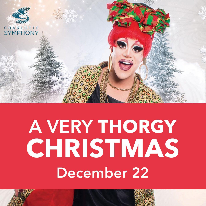 A Very Thorgy Christmas