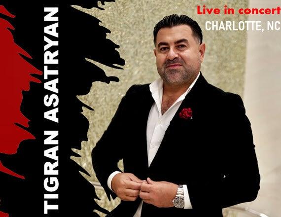 More Info for Tigran Asatryan Live in Concert