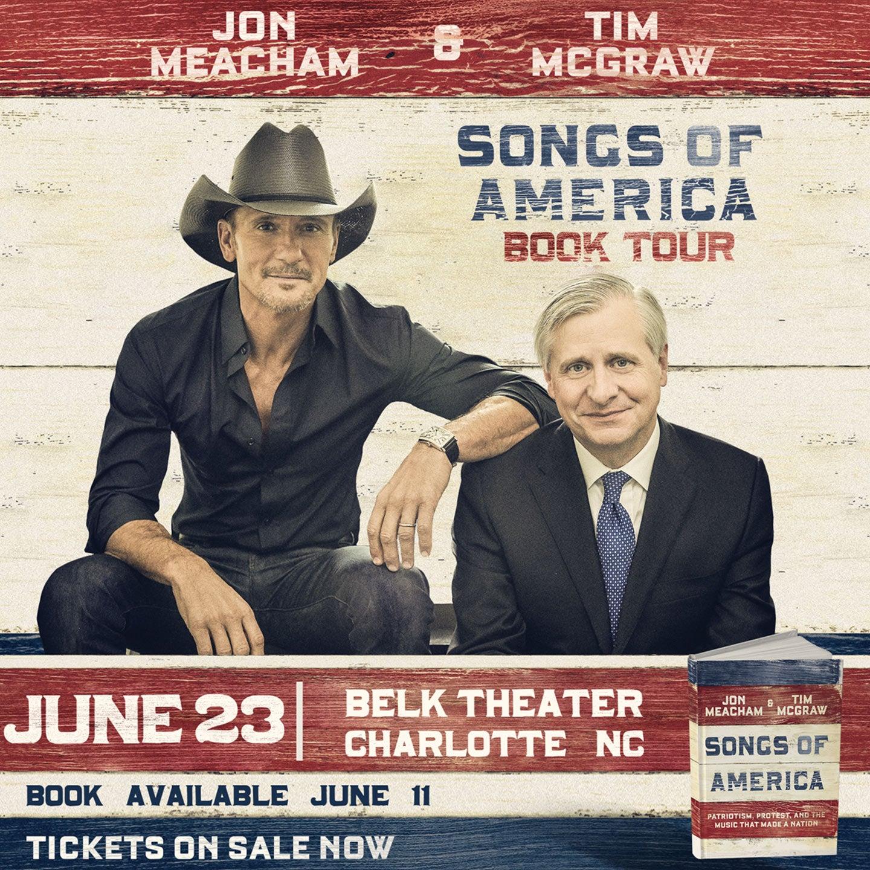 Songs of America: Jon Meacham and Tim McGraw