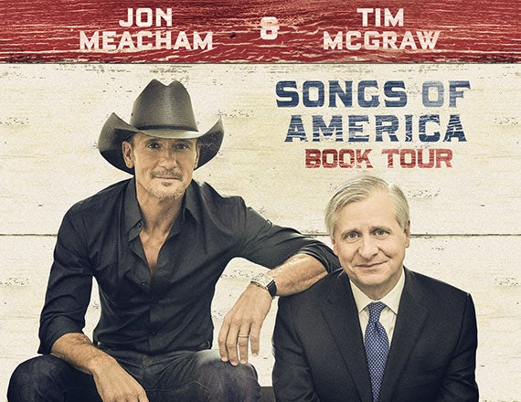 More Info for Songs of America: Jon Meacham and Tim McGraw