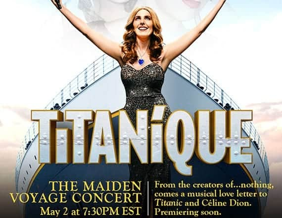 More Info for Titanique: The Maiden Voyage Concert