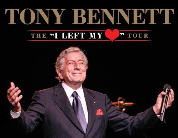 More Info for Tony Bennett