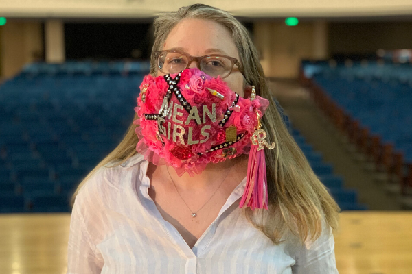 "More Info for Professional Costume Designer Paula Garofalo Dishes on the Inspiration Behind Her  ""Mean Girls"" Mask and Shares Tips on Getting Started in the Biz"
