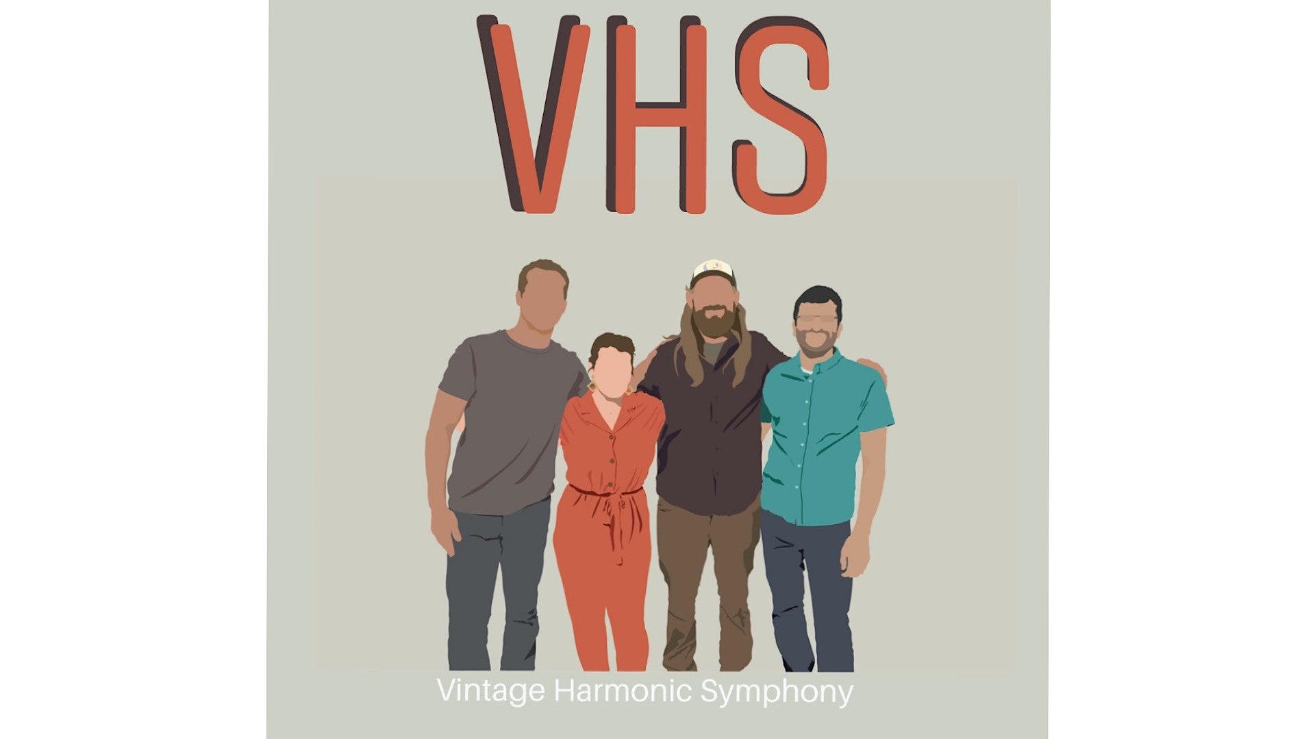 VHS Live! with Courtney Lynn & Quinn