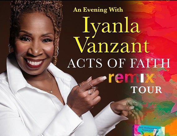 More Info for Iyanla Vanzant: Acts of Faith Remix Tour