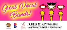 More Info for Carolina Voices: Great Vocal Bands