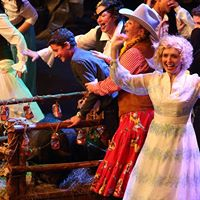 Wild West Barbecue Mystery Dinner Show