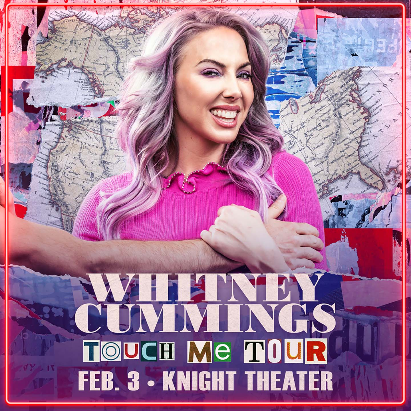 Whitney Cummings: Touch Me Tour