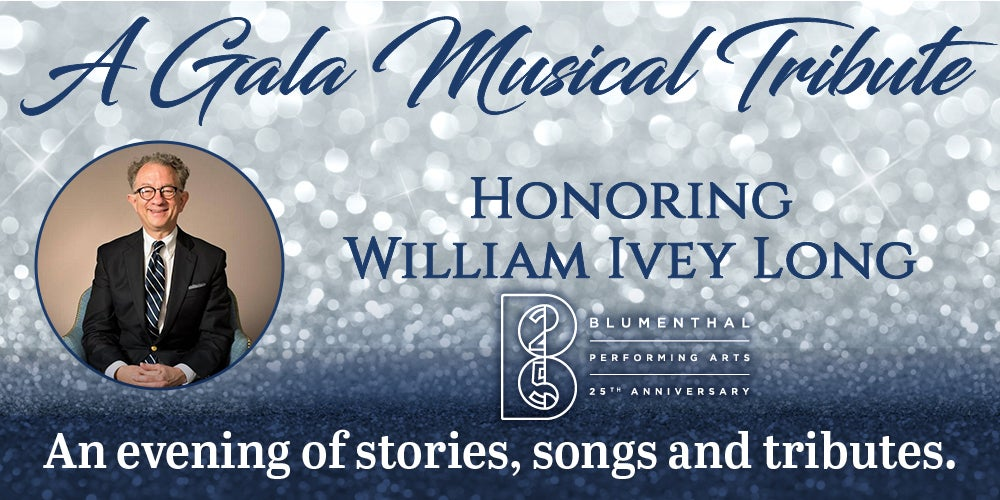 A Gala Musical Tribute Honoring William Ivey Long