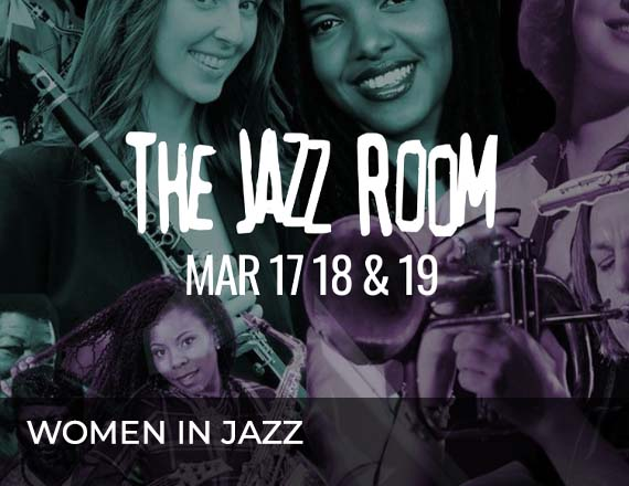 More Info for Jazz Room presents Women in Jazz