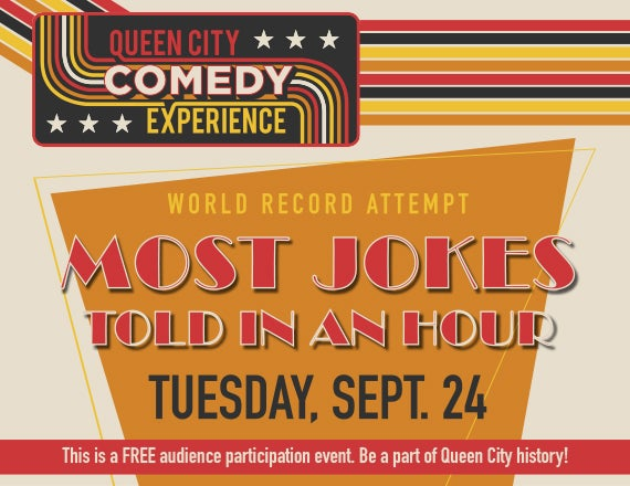 More Info for Queen City World Record Attempt