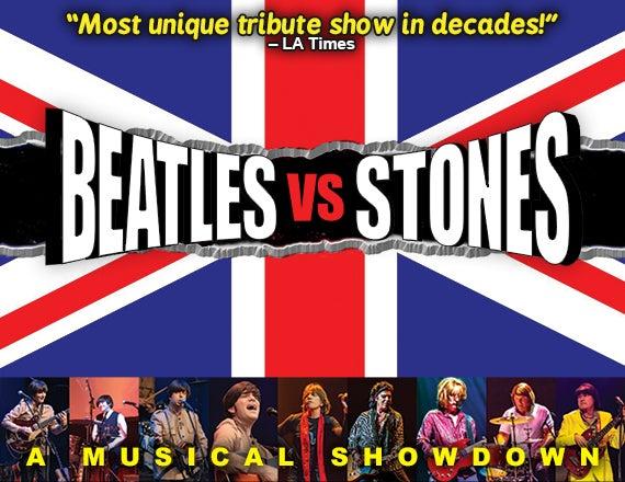 More Info for Beatles vs. Stones