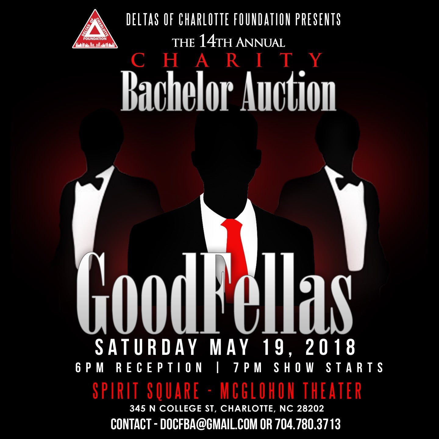 The 14th Annual Charity Bachelor Auction