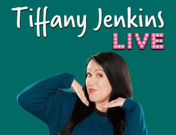 More Info for Tiffany Jenkins: This Show Is Awkward AF