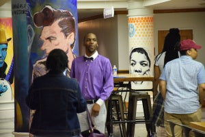 More Info for Meet the Artist Night was a Special Treat for Art Lovers of All Kinds!