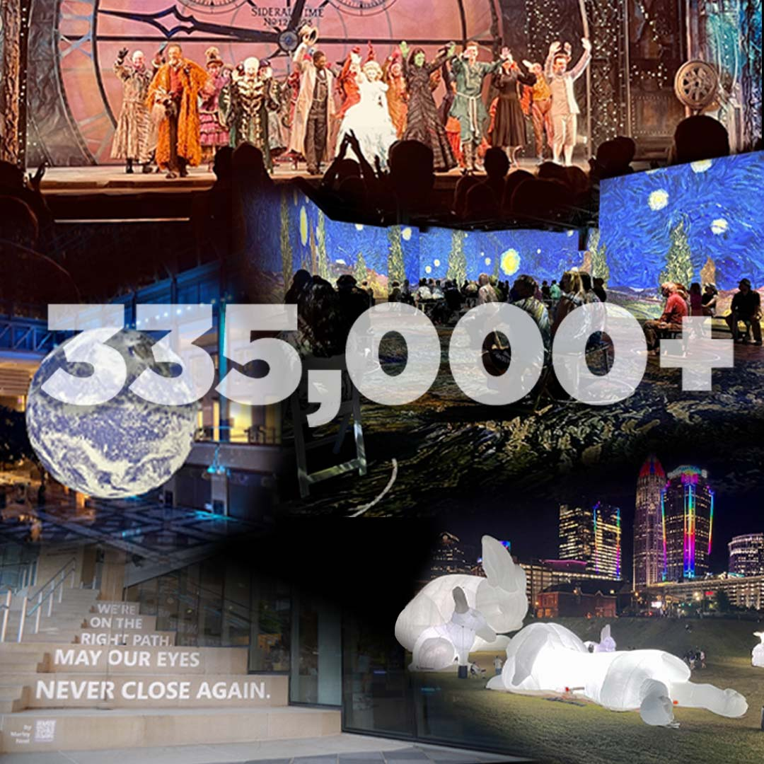 More Info for More than 335,000 Guests Have Visited Blumenthal Performing Arts Since Reopening