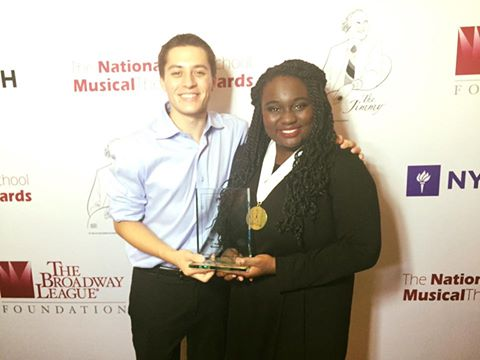 More Info for Blumey Winner Amina Faye Takes Home Top Prize from the Jimmy Awards in NYC!