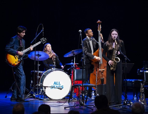 More Info for JazzArts All-Star Youth Ensemble Showcase