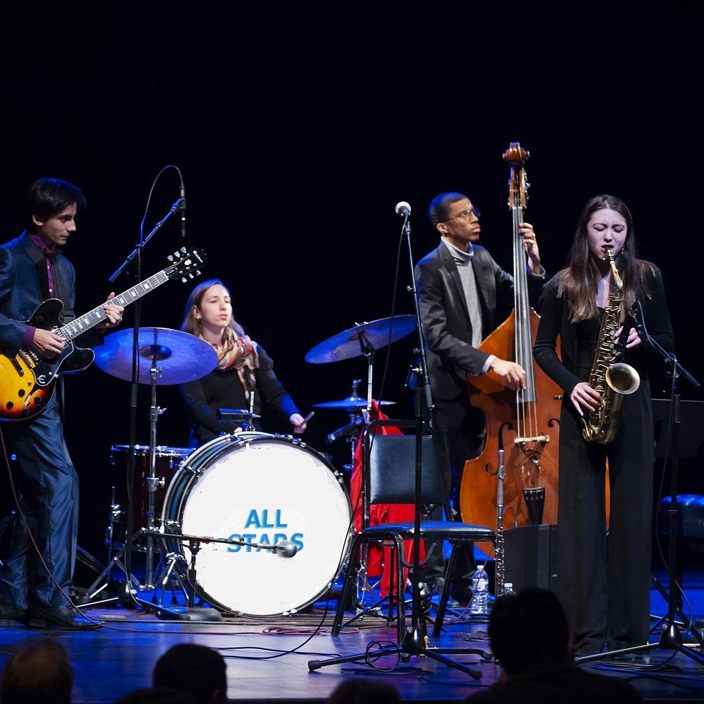 JazzArts All-Star Youth Ensemble Showcase