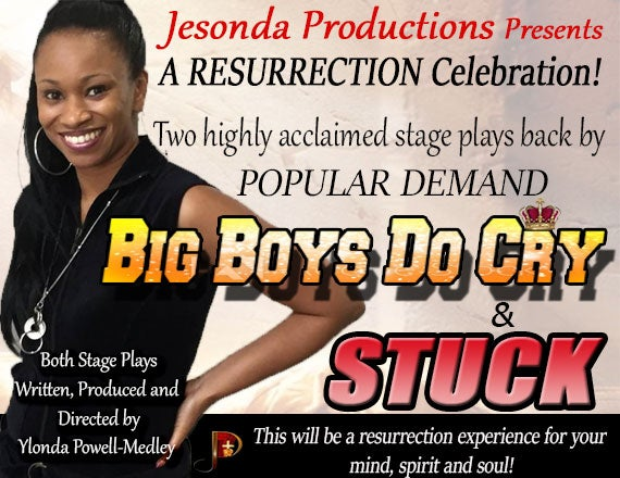 More Info for It's a Resurrection Celebration with STUCK and Big Boys Do Cry