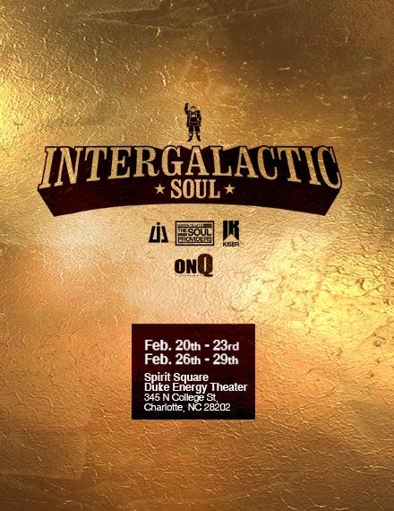 More Info for Intergalactic Soul